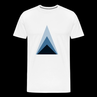 Triangles minimum - T-shirt Premium Homme