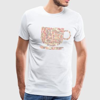 beverage - Men's Premium T-Shirt