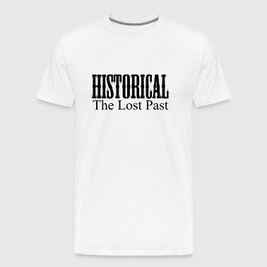 historical the lost past - Men's Premium T-Shirt