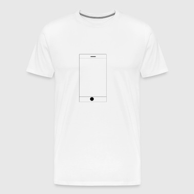 mobile - Men's Premium T-Shirt