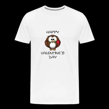 Happy Valentine's Day - Valentine's Day - Men's Premium T-Shirt