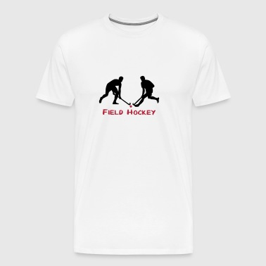 Field Hockey men - Premium-T-shirt herr