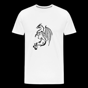 Asian Dragon - Men's Premium T-Shirt