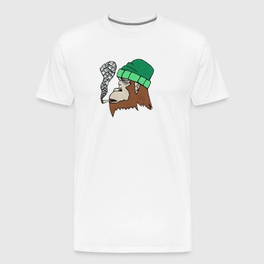 blazed monkey - Men's Premium T-Shirt