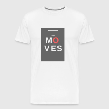 MOUVEMENTS - T-shirt Premium Homme