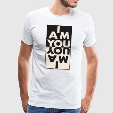 iamyou - T-shirt Premium Homme