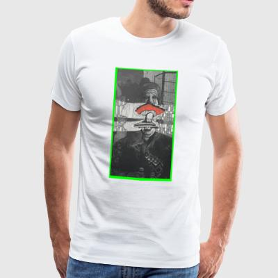 Mouth tripping away - Männer Premium T-Shirt