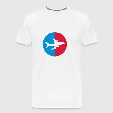 Aviation / Luftfahrt [Pilot] - Men's Premium T-Shirt