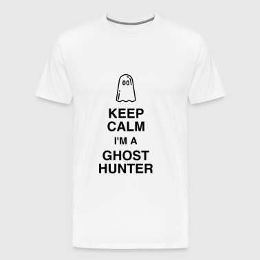 Chasse aux fantômes Geisterjagd Hunting ghost - Men's Premium T-Shirt