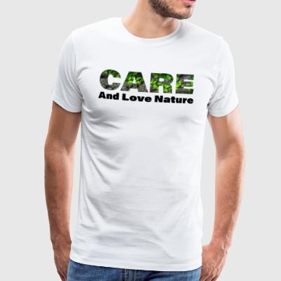 Care - Men's Premium T-Shirt