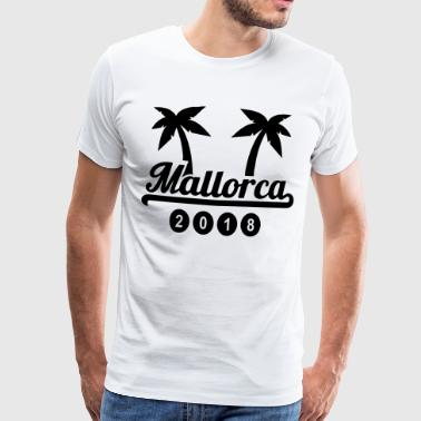 Mallorca 2018 | Malls | Malle 2018 | Malle holiday - Men's Premium T-Shirt
