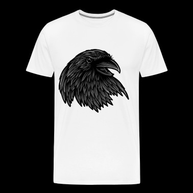 Dark Rise Of The Raven Rabe T-Shirt - Männer Premium T-Shirt