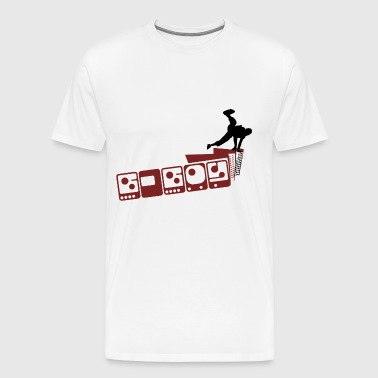 b-boy - Men's Premium T-Shirt