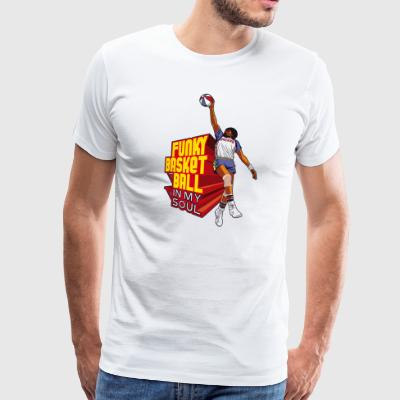 Harlem 70 s - Men's Premium T-Shirt