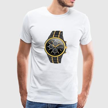 watch - Men's Premium T-Shirt