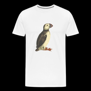 puffin - Men's Premium T-Shirt