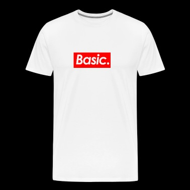 Basic Supremee - T-shirt Premium Homme