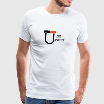 uloveuprotect - Men's Premium T-Shirt