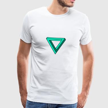 Eternity - Premium-T-shirt herr