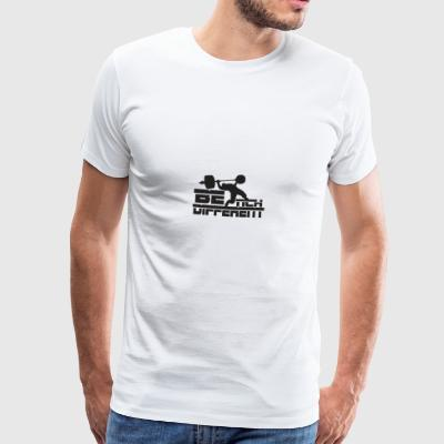 Bench Different - Men's Premium T-Shirt