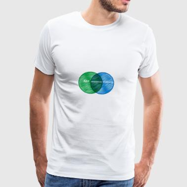 Architect / Architectuur: Art, Architecture, - Mannen Premium T-shirt