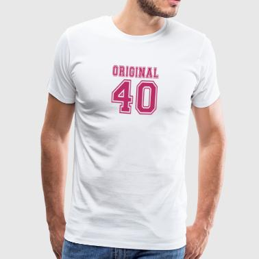 Original 1940 - Men's Premium T-Shirt