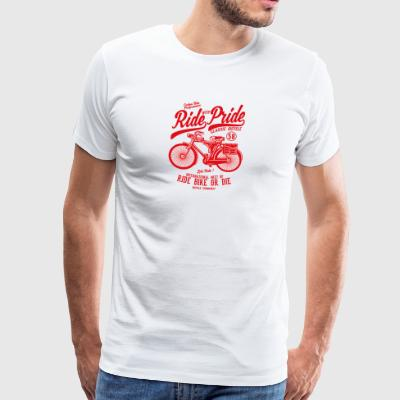 Ride With Pride2 - T-shirt Premium Homme