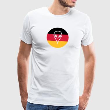 Germany soccer jersey - Men's Premium T-Shirt