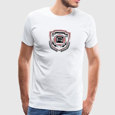 fight fitness 1 - Männer Premium T-Shirt