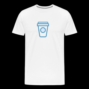 Transport 'Cup - Men's Premium T-Shirt