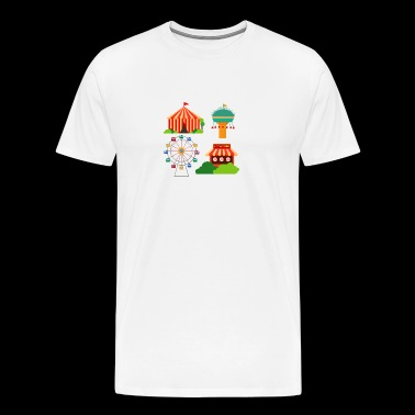 funfair - Men's Premium T-Shirt