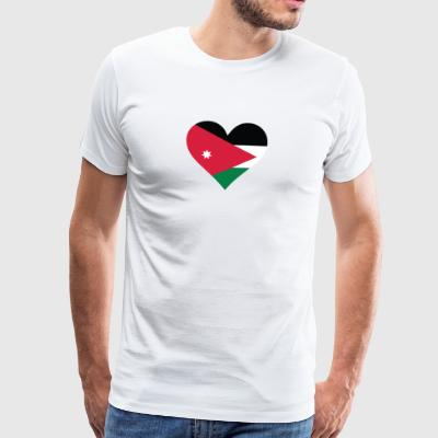 A Heart For Jordan - Men's Premium T-Shirt