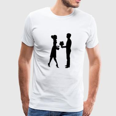 Pair - Men's Premium T-Shirt