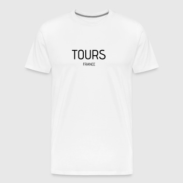 Tours - Men's Premium T-Shirt