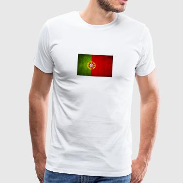 portuges - Men's Premium T-Shirt