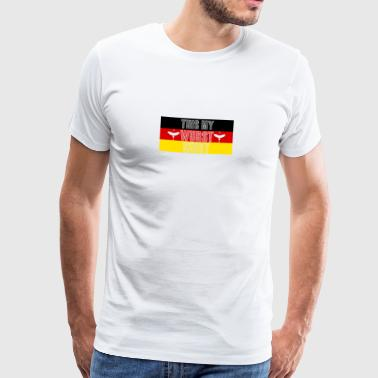 World Bratwurst Day - Day of Bratwurst - Men's Premium T-Shirt