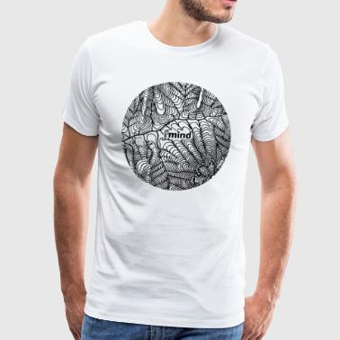 Tee Tree Mind Map - Men's Premium T-Shirt