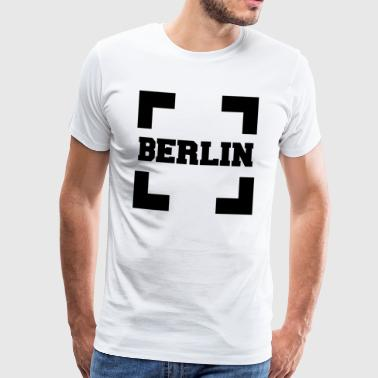 Case Berlin - T-shirt Premium Homme