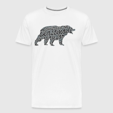 Bear Beastmode - Men's Premium T-Shirt