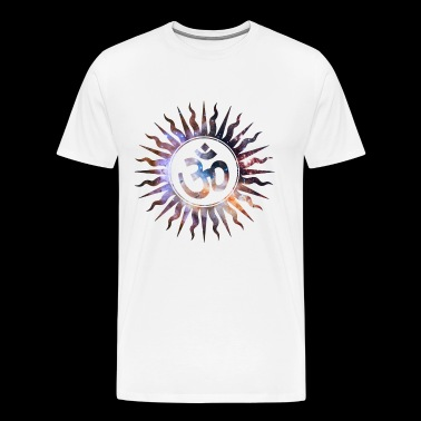 Om Mantra Symbol - Men's Premium T-Shirt