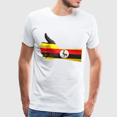 collection ouganda - T-shirt Premium Homme