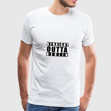 Outta berlin - Men's Premium T-Shirt