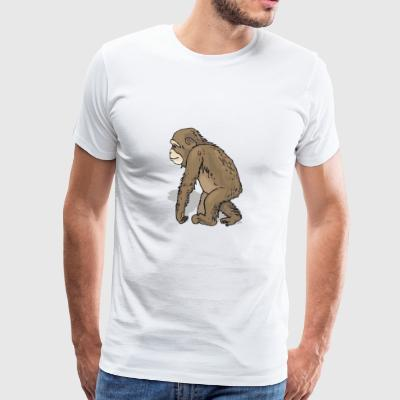 Affen Collection - Männer Premium T-Shirt
