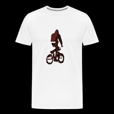 BMX Chill Ride - Men's Premium T-Shirt