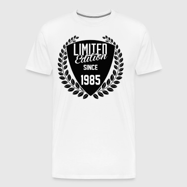 Limited Edition Since 1985 - Men's Premium T-Shirt
