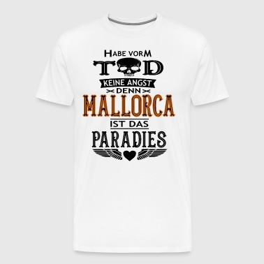 Paradise Mallorca Balearic Islands Spain Holiday Sangria - Men's Premium T-Shirt