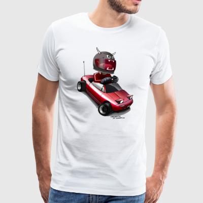 The Mazdevil - Men's Premium T-Shirt