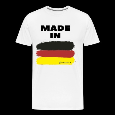 ★ Made in Germany ★ - Herre premium T-shirt