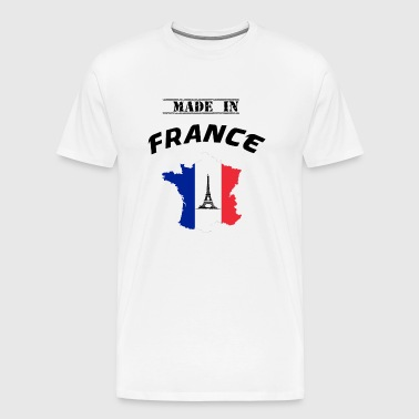 FRANCE FRANCE FOOTBALL WORLD CHAMPIONSHIP WCH - Men's Premium T-Shirt