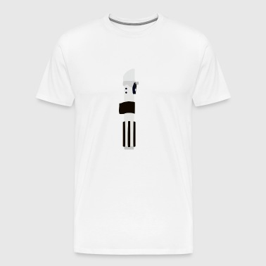 lightsaber - Men's Premium T-Shirt
